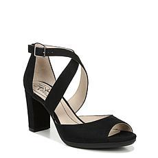 LifeStride® Allison Strappy Block-Heel Sandal