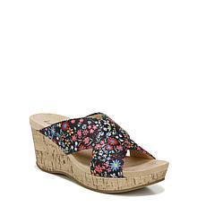 LifeStride Donna Slip-On Wedge Sandal