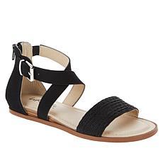 LifeStride Riley Ankle Strap Sandal