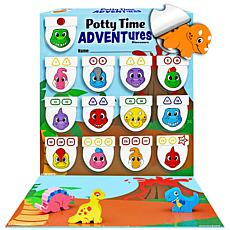 Lil Advents Potty Time ADVENTures Potty Training Game - Dinosaurs