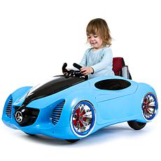 Lil' Rider 12V Battery-Operated Sports Car - Blue