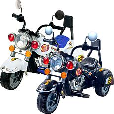Lil' Rider Epic Battle Battery-Operated 3-Wheel Motorcycle Trikes
