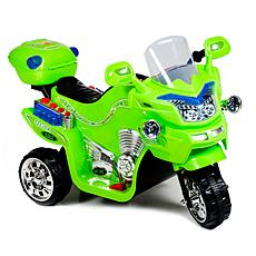 Lil' Rider FX 3-Wheel Battery Powered Bike - Green