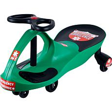 Lil' Rider™ Green Responder Ambulance Ride-on Car