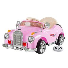 Lil' Rider Ride-On Battery-Powered Classic Toy Car - Coupe