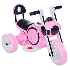 Lil' Rider Sleek LED Space Traveler Trike - Pink