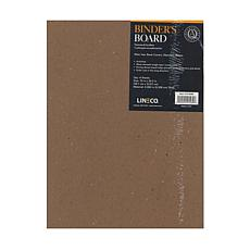 "Lineco Binder's Board 15"" x 20.5"" 80 pt. 4-pack"