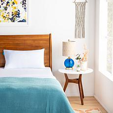 Linenspa Essentials Gel Encased Shredded Memory Foam Pillow - Standard
