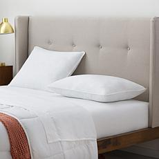Linenspa Essentials Medium Bed Pillow, 2 Pack (Standard)