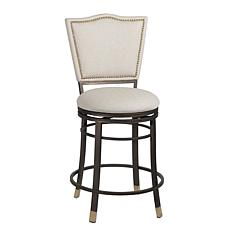 Linon Home Grayson Counter Stool - Beige