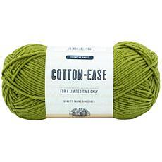 Lion Brand Cotton - Ease Yarn - Bay Leaf