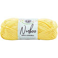 Lion Brand Nuboo Yarn - Daffodil