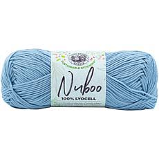 Lion Brand Nuboo Yarn - Sky