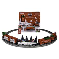 Lionel Disney Mickey's Christmas Express Electric Train Set