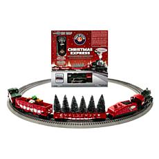 Lionel Trains Christmas Express O-Gauge Train Set with Remote