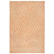 Liora Manne Wooster Twist Rug - Orange - 5' x 7-1/2'