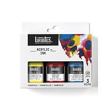 Liquitex Professional Acrylic Ink! Color Set of 3