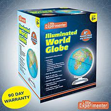 Little Experimenter Illuminated World Globe