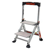 Little Giant 2-Step Jumbo Step Ladder