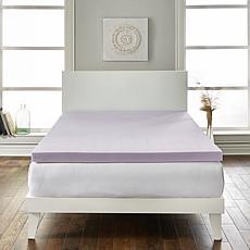 "Loftworks 2"" Lavender Infused Extra Soft Mattress Foam Topper - Full"