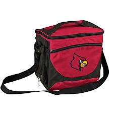 Logo Chair 24-Can Cooler - University of Louisville