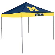Logo Chair Economy Tent - University of Michigan