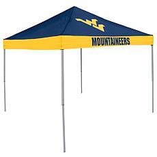 Logo Chair Economy Tent - West Virginia University