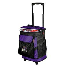 Logo Chair Rolling Cooler - East Carolina University