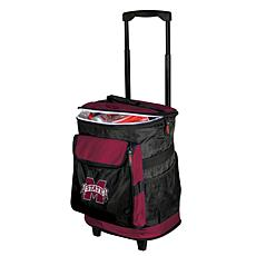 Logo Chair Rolling Cooler - Mississippi State Un.
