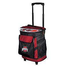 Logo Chair Rolling Cooler - Ohio State University