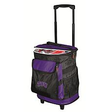 Logo Chair Rolling Cooler - Texas Christian University