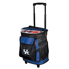 Logo Chair Rolling Cooler - University of Kentucky