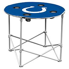 Logo Chair Round Table - Indianapolis Colts