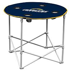 Logo Chair Round Table - San Diego Chargers