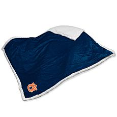Logo Chair Sherpa Throw - Auburn Tigers