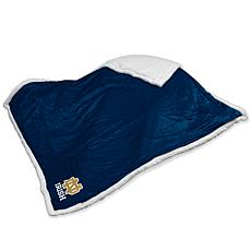 Logo Chair Sherpa Throw - Notre Dame University