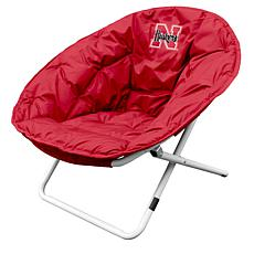 Logo Chair Sphere Chair - University of Nebraska