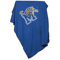 Logo Chair Sweatshirt Blanket - University of Memphis