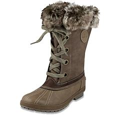 London Fog Melton Winter Boot