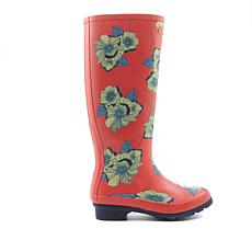 London Fog® THAMES Pull-On Tall Rain Boot