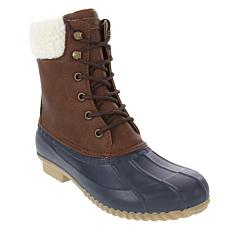 London Fog Windchill Cold Weather Duck Boot