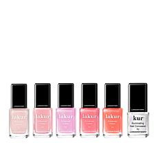 LONDONTOWN 5-piece Coral Crush Collection with Nail Concealer