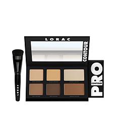 LORAC PRO Contour Palette & Brush Set