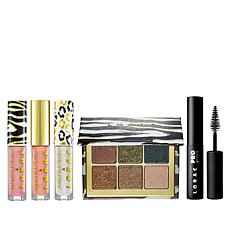 LORAC Rachel Zoe Golden Eyes and Lip Set