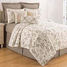 Louisa Clay Full/Queen Quilt Set