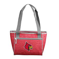 Louisville Crosshatch 16-Can Cooler Tote