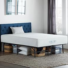 Lucid Comfort Collection Platform Twin Bed Frame