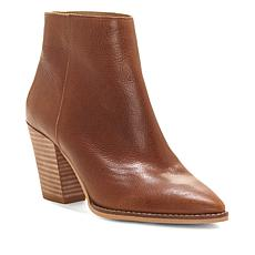 Lucky Brand Adalan Pointy Toe Leather Bootie