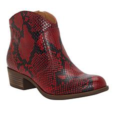 65d83ad0c2b31 Lucky Brand Belia Leather Ankle Bootie