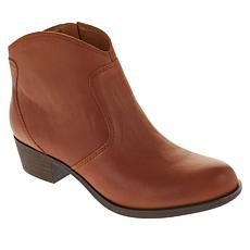 Lucky Brand Belia Leather Ankle Bootie